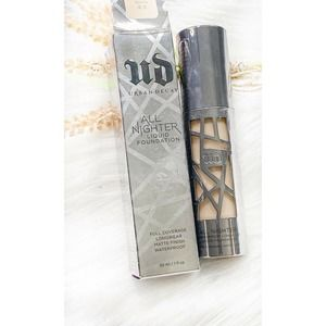 URBAN DECAY FOUNDATION ALL NIGHTER 3.0